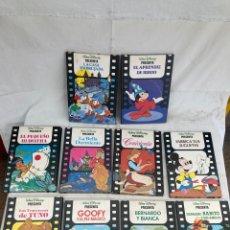 Livros: LOTE CUENTOS INFANTILES 1986 WALT DISNEY!. Lote 273636673