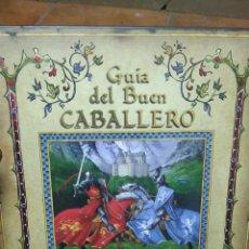 Livros: LIBRO PLEGABLE, GUÍA DEL BUEN CABALLERO. Lote 276163343