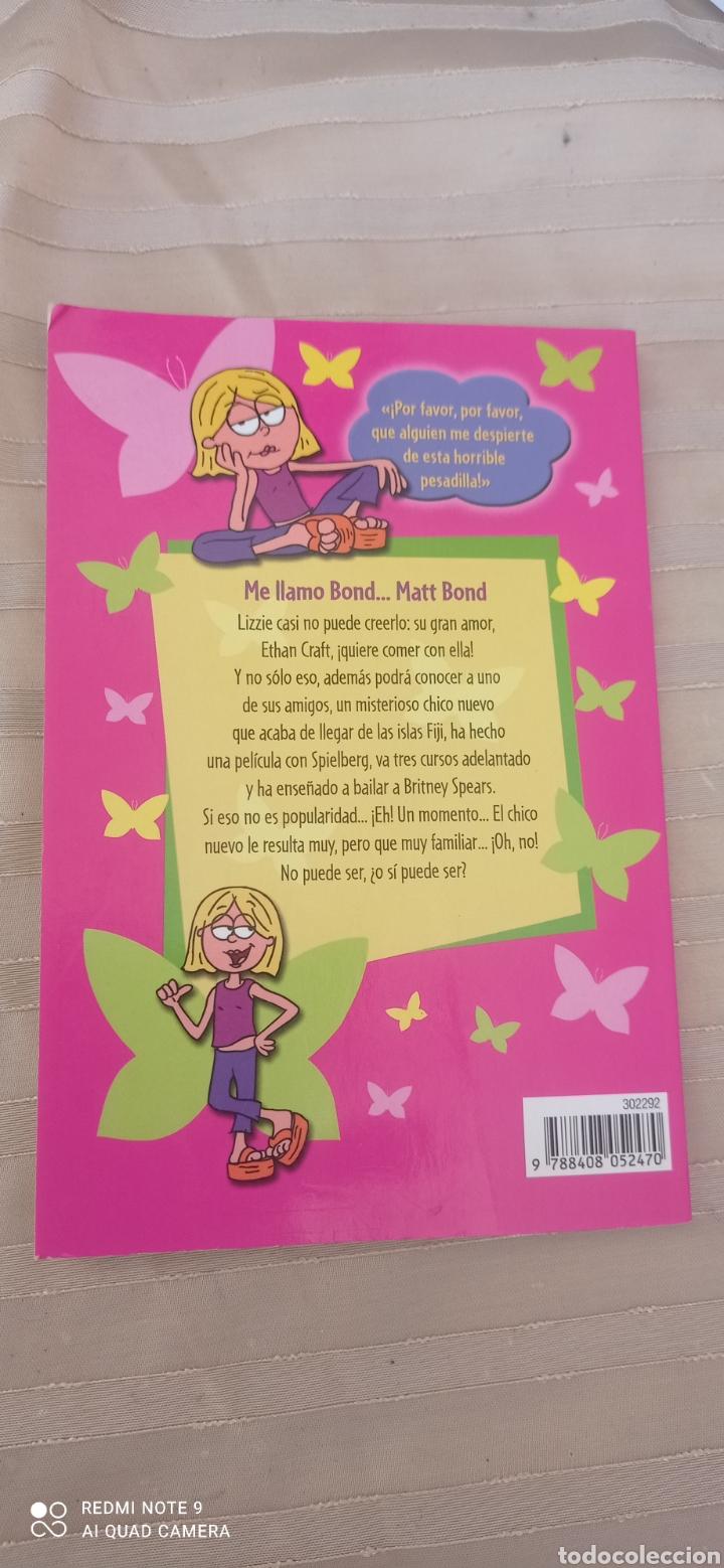 Libros: Lizzie McGuire Un chico nuevo en el instituto - Foto 2 - 276255243