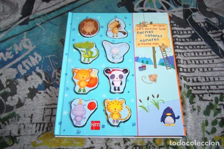 LA PANDILLA COPO DE NIEVE - ¡LEE Y JUEGA! - LIBRO CON IMANES - EDITORIAL SM - NUEVO (Libros Nuevos - Literatura Infantil y Juvenil - Cuentos infantiles)