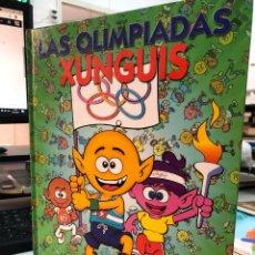 Livros: LAS OLIMPIADAS XUNGUIS - CERA Y RAMIS. Lote 280969808