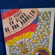 Libros: EL VIAJE MÁGICO DE DON BRAULIO. Lote 282173853