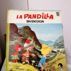 Libros: LA PANDILLA EN ESCOCIA. Lote 287125878