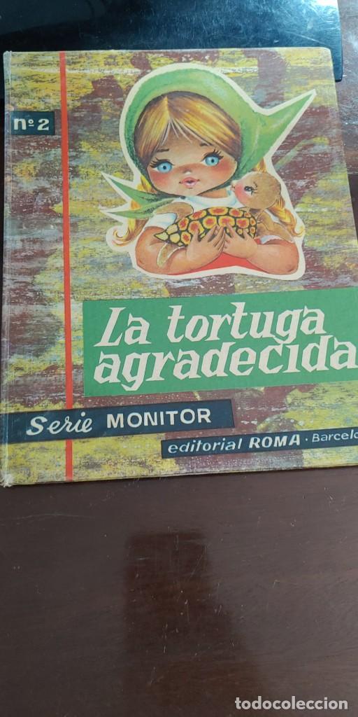 LA TORTUGA AGRADECIDA, E. M. FARIÑAS, PYMY 1 (Libros Nuevos - Literatura Infantil y Juvenil - Cuentos infantiles)