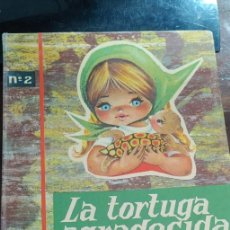 Libros: LA TORTUGA AGRADECIDA, E. M. FARIÑAS, PYMY C. Lote 288072168