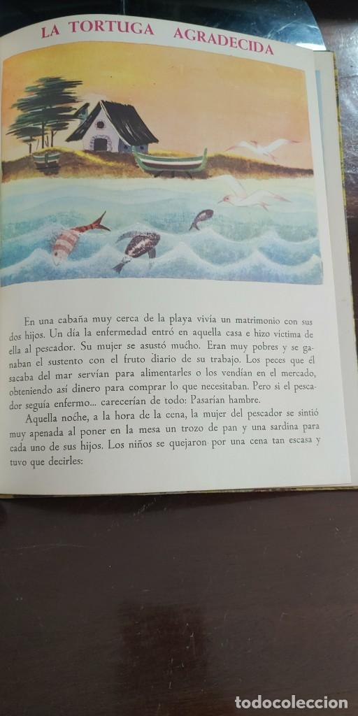 Libros: La tortuga agradecida, E. M. Fariñas, pymy 1 - Foto 2 - 288072168