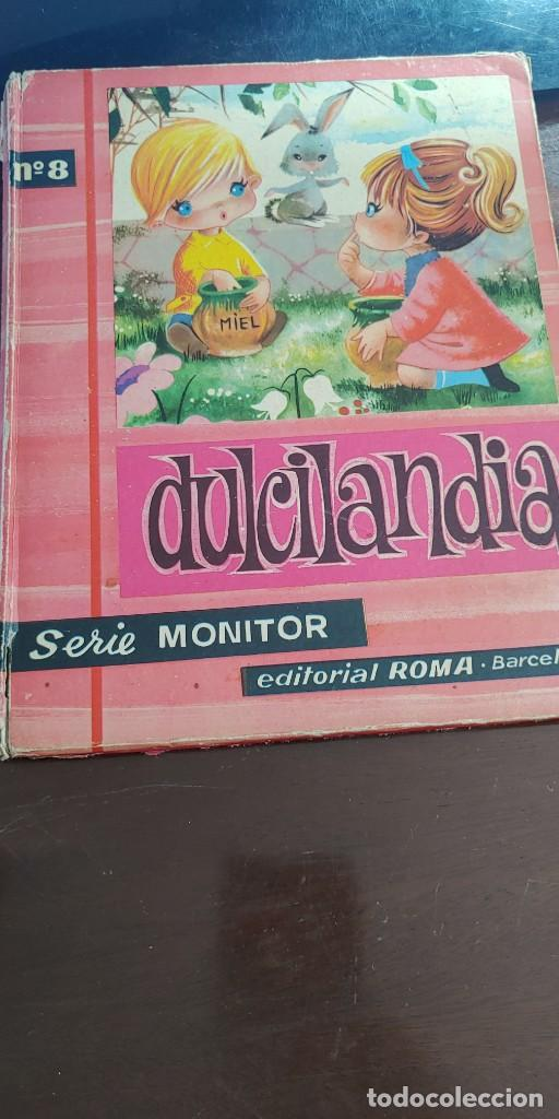DULCILANDIA, SERIE MONITOR, PYMY 1 (Libros Nuevos - Literatura Infantil y Juvenil - Cuentos infantiles)