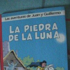Libros: LA PIEDRA DE LA LUNA. PEYO. JUNIOR, 1986. Lote 289806643