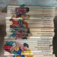 Livros: LOTE 31 LIBROS DE TEO TIMUM MAS 2008. Lote 290671933