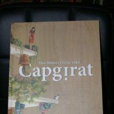 Libros: CAPGIRAT ALBA DALMAU I CINTA VIDAL ED. BINDI BOOKS 2020 CATALAN. Lote 292354953