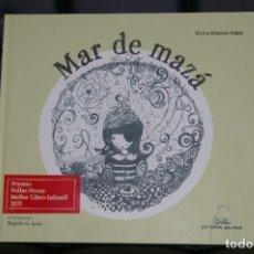 Libros: MAR DE MAZA ELVIRA RIBEIRO ED. GALAXIA 2021. Lote 292356283