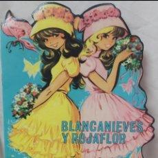 Libros: BLANCANIEVES Y ROJAFLOR, CUENTOS MARIA PASCUAL PLANETA DEAGOSTINI. Lote 294033043
