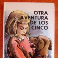 Livros: LIBRO ENYD BLYTON OTRA AVENTURA DE LOS CINCO NUMERO 23 COMO NUEVO . Lote 47949893