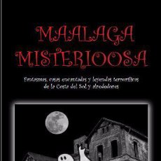 Livros: MAALAGA MISTERIOOSA. Lote 48863260