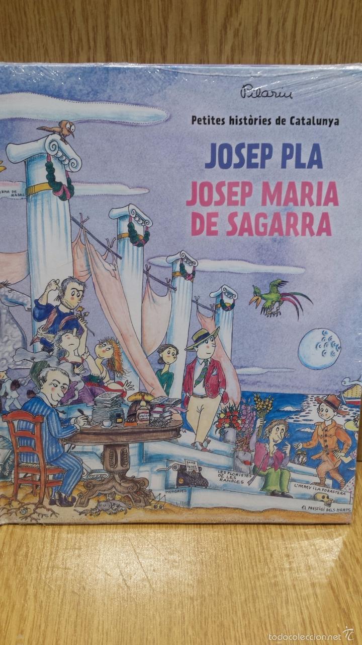JOSEP PLA / JOSEP MARIA DE SEGARRA - DE PILARIN BAYÉS / PRECINTADO. (Libros Nuevos - Literatura Infantil y Juvenil - Cuentos juveniles)