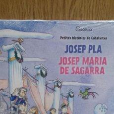 Libros: JOSEP PLA / JOSEP MARIA DE SEGARRA - DE PILARIN BAYÉS / PRECINTADO.. Lote 58292752