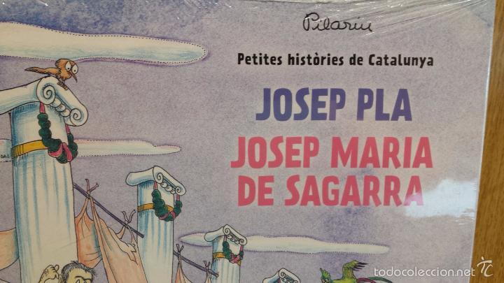 Libros: JOSEP PLA / JOSEP MARIA DE SEGARRA - DE PILARIN BAYÉS / PRECINTADO. - Foto 2 - 58292752