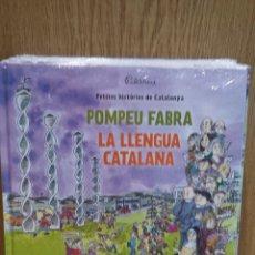 Livros: POMPEU FABRA / LA LLENGUA CATALANA - DE PILARIN BAYÉS / PRECINTADO.. Lote 58293107