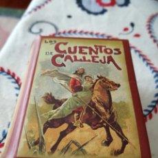 Libros: CUENTOS DE CALLEJA (CUENTOS DE ORIENTE). Lote 62867900