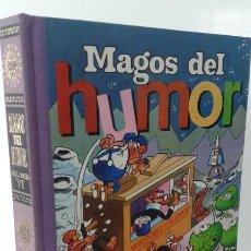 Livros: MAGOS DEL HUMOR, TOMO VI, DE 1972.. Lote 65928830