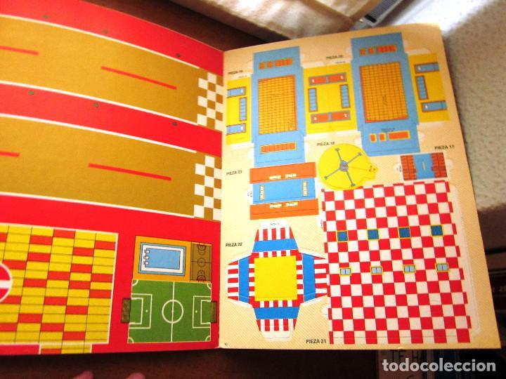 Libros: KIT KIT TROQUELADO BASE AEREA: 1 CUENTO, 4 AVIONES Y 1 BASE AREA. ED. ARCOS BERGARA AÑOS 80 - Foto 6 - 69267497