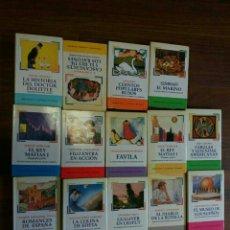 Libros: COLECCIÓN BIBLIOTECA AUSTRAL JUVENIL DE 14 LIBROS. Lote 78798519