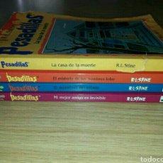 Livros: LIBROS DE PESADILLAS EDICIONES B . Lote 79504943