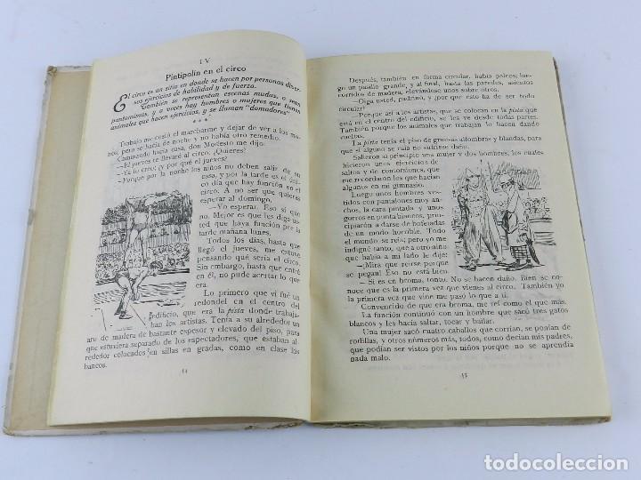 Libros: PINTIPOLIN (SU VEJEZ), CHARLAS INFANTILES, CRÍSPULO MORO CABEZA, 1920 BIBLIOTECA MORO, EPILOGO DE D. - Foto 3 - 86718848
