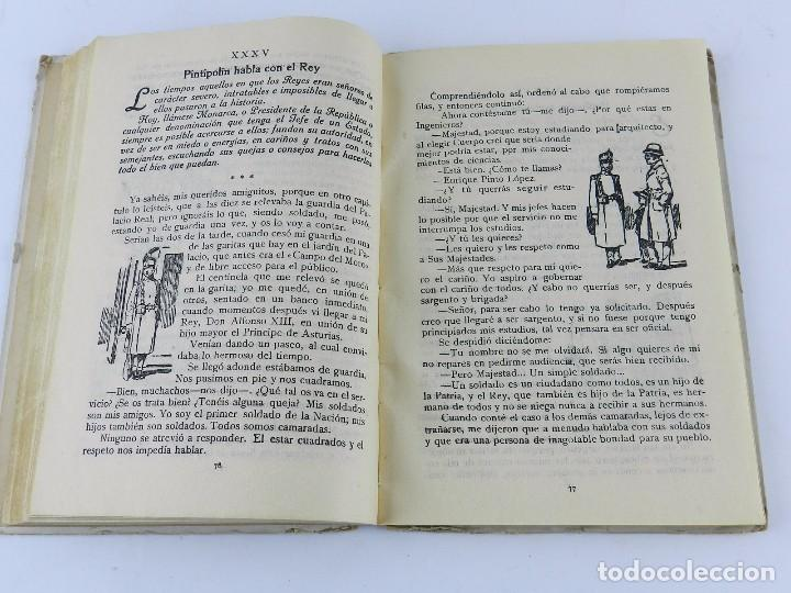 Libros: PINTIPOLIN (SU VEJEZ), CHARLAS INFANTILES, CRÍSPULO MORO CABEZA, 1920 BIBLIOTECA MORO, EPILOGO DE D. - Foto 4 - 86718848
