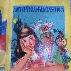 Livros: ANTOÑITA LA FANTASTICA EN EL PAIS DE LA FANTASIA . Lote 88794812