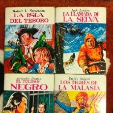 Libros: MINI BIBLIOTECA DE LA LITERATURA UNIVERSAL EDELVIVES 1982. Lote 100550131