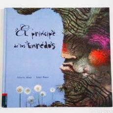 Libros: EL PRÍNCIPE DE LOS ENREDOS. Lote 100733258