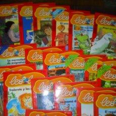 Livros: LOTE LEO LEO 22 TOMOS BAYARD REVISTAS JOVENES CONSULTAR NUMEROS. Lote 104750466