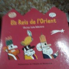 Libros: LIBRO: CONTÉ.- LES REIS DE L'ORIENT. Lote 109584287