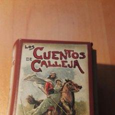 Libros: LOS CUENTOS DE CALLEJA. CUENTOS DE ORIENTE. Lote 110215054