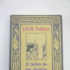 Libri: LIBRO TAPA DURA - J.R.R. TOLKIEN / EL SEÑOR DE LOS ANILLOS - CÍRCULO DE LECTORES / MINOTAURO, 2001. Lote 111319444