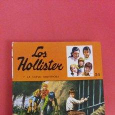 Libros: LOS HOLISTER. Lote 112568831