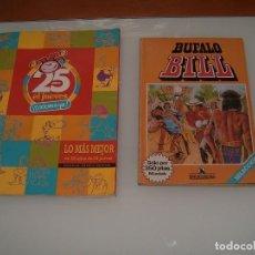 Libros: LOTE EL JUEVES Y BUFALO BILL. Lote 117795383