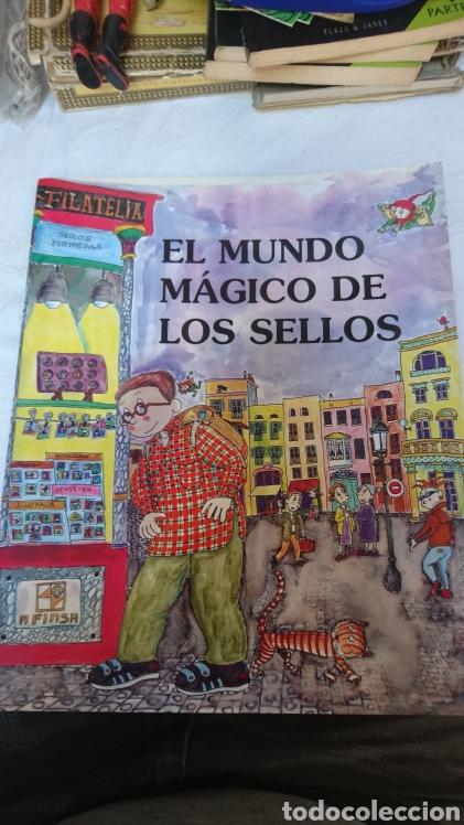 EL MAGICO MUNDO DE LOS SELLOS (Libros Nuevos - Literatura Infantil y Juvenil - Cuentos juveniles)
