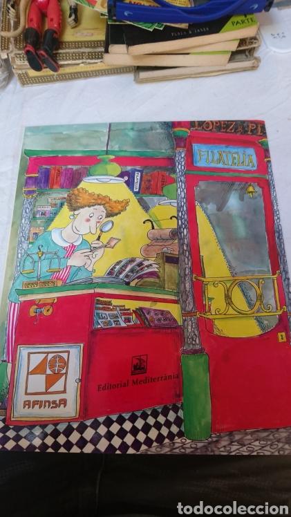 Libros: EL MAGICO MUNDO DE LOS SELLOS - Foto 2 - 120555606