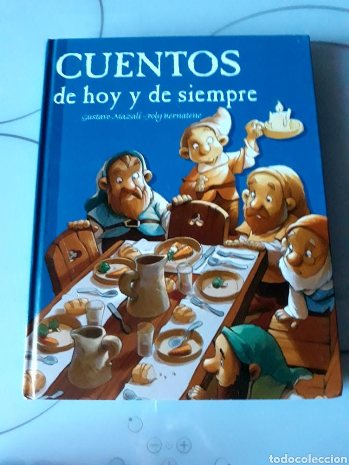 1 LIBRO-CUENTOS DE HOY Y DE SIEMPRE (Libros Nuevos - Literatura Infantil y Juvenil - Cuentos juveniles)