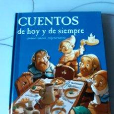 Libros: 1 LIBRO-CUENTOS DE HOY Y DE SIEMPRE. Lote 124292200