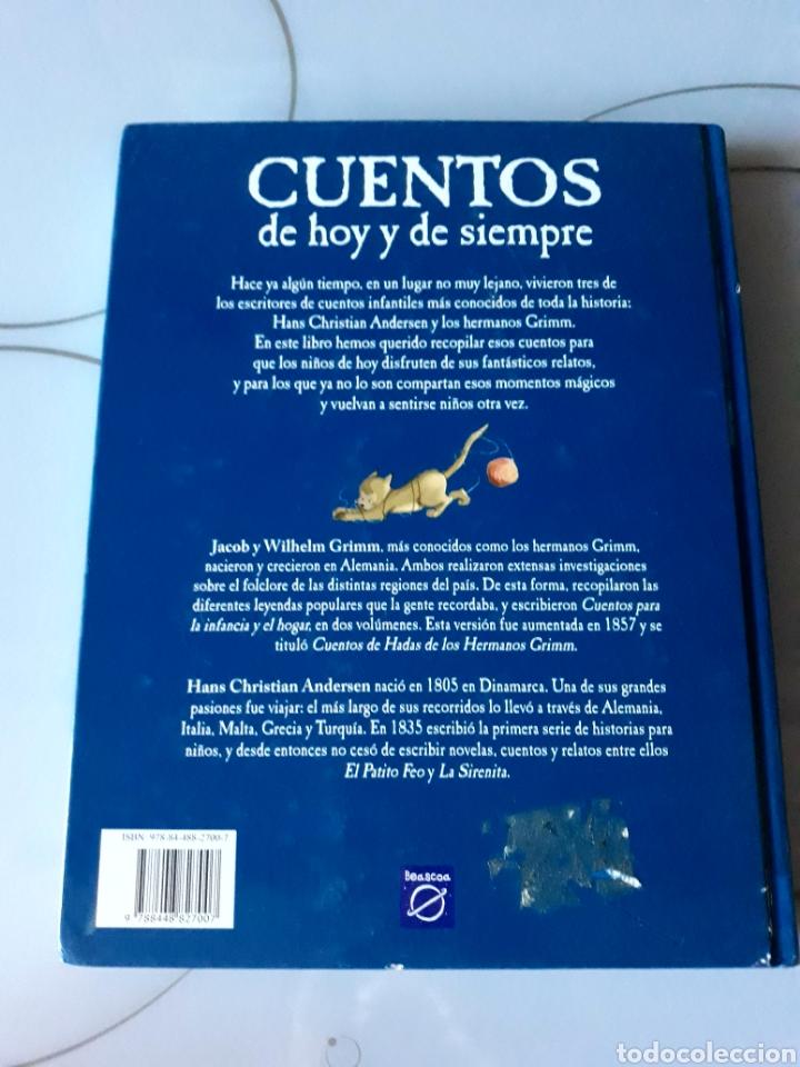 Libros: 1 Libro-Cuentos de Hoy y de Siempre - Foto 4 - 124292200