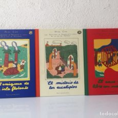 Livres: LAS AVENTURAS DE ARCHIBALDO EL KOALA, 3 VOL. 1992. Lote 126127875