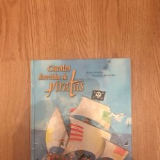 Libros: CUENTOS DIVERTIDOS DE PIRATAS. Lote 128150587