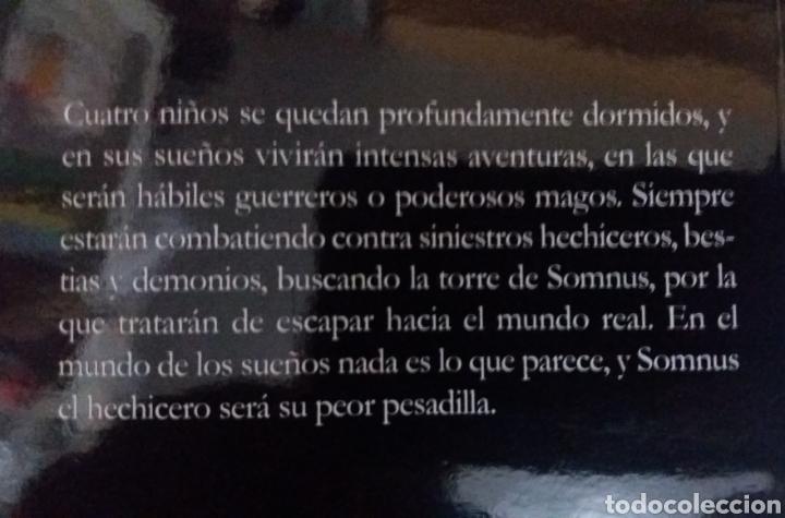 Libros: SOMNUS EL HECHICERO, RUIZ ARRABAL PABLO, LITERATURA JUVENIL. - Foto 2 - 129965523