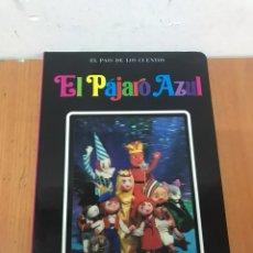 Livros: EL PAÍS DE LOS CUENTOS EL PÁJARO AZUL. Lote 132385979