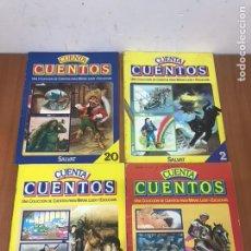 Livros: CUENTA CUENTOS. Nº1, 2 Y 3 ,12, 13 ,20 . SALVAT 1983.. Lote 132386485