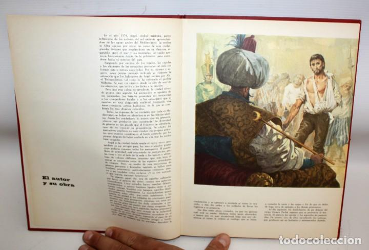 Libros: DON QUIJOTE DE LA MANCHA-EDITORIAL BRUGUERA-PALMA DE ORO-1968. - Foto 5 - 134133882