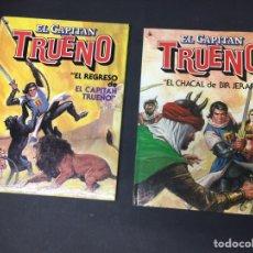 Libros: CAPITAN TRUENO NUEVOS. Lote 134833023